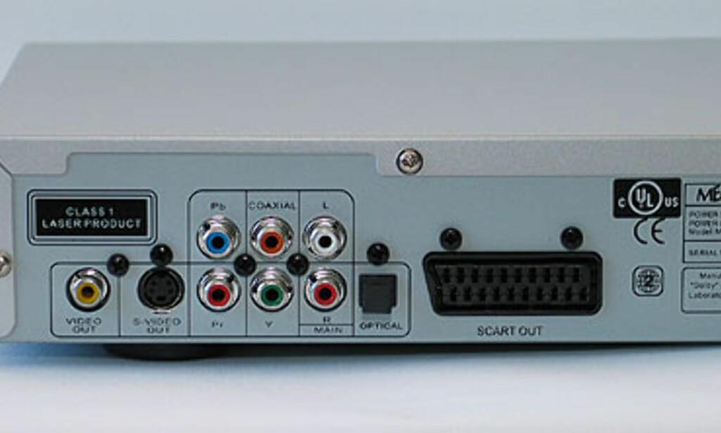 image: Mecotek MPEG4 MK-X4000
