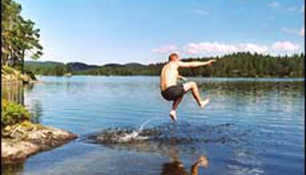 Sommerkampanjer gir billig innenlandsreise med fly.Foto: Synne Movik & Ole Petter Lindstad Foto: Synne Movik & Ole Petter Lindstad