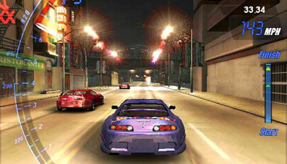 Need fo Speed: Underground (konsoller)