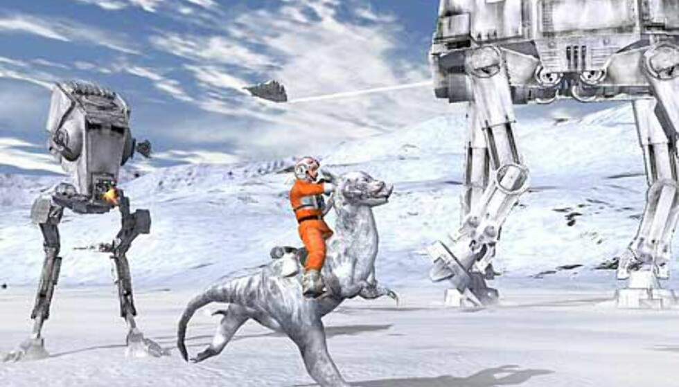 Star Wars Rogue Squadron III: Rebel Strike (GameCube)