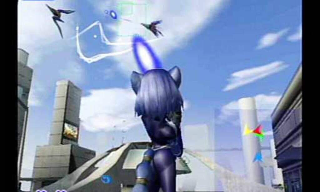 Starfox 2 (GameCube)