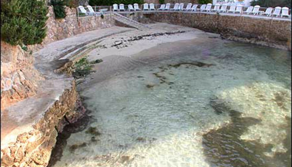Rikmannsområdet Illetes like vest for Palma har ikke de mest gedigne strendene, men flere hoteller har sikret seg sine egne mikroflekker langs sjøen.
