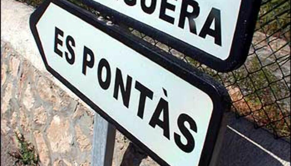 Santanyi og Cala Figuera - fint område for den som har sansen for små badebukter med deilig sand.