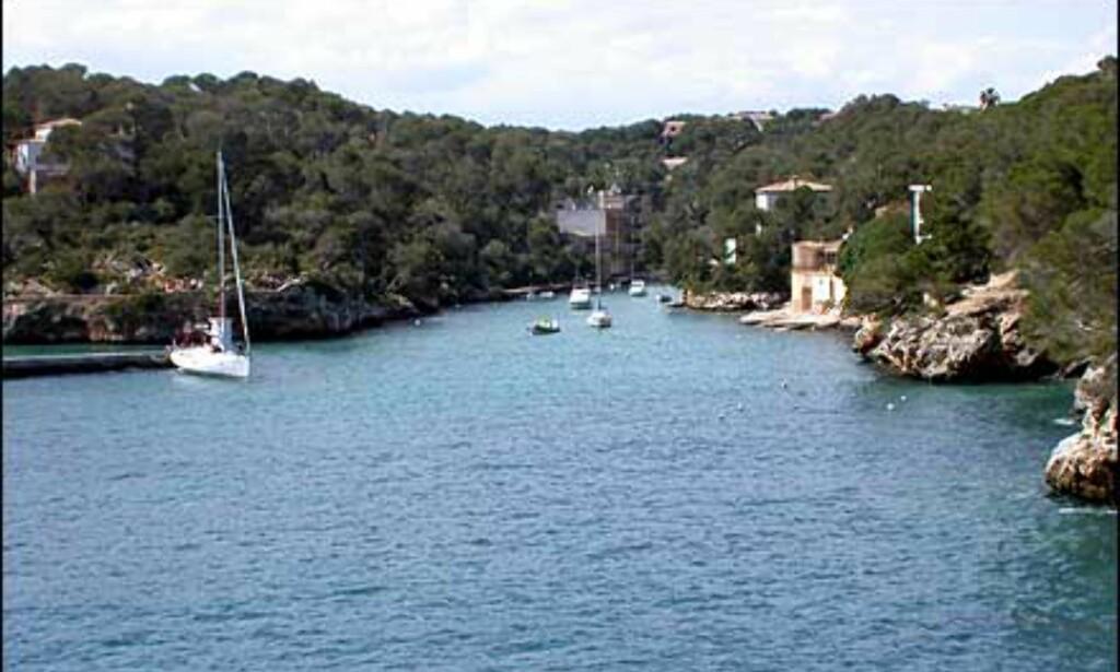 Cala Figuera er regnet som et av de mest billedskjønne områdene langs Mallorcas østkyst.