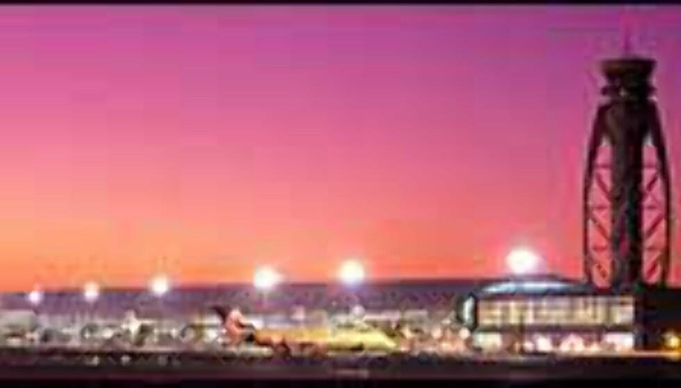 Dubai Int. Airport.
