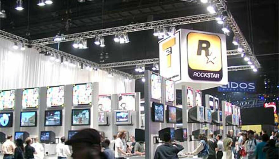 E3 2003 fotoalbum