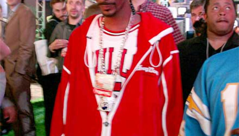 Selveste Snoop Dogg var innom