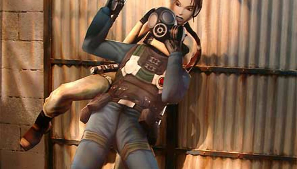 Det nye Tomb Raider-spillet ble vist frem. Dessverre så det ikke spesielt lovende ut