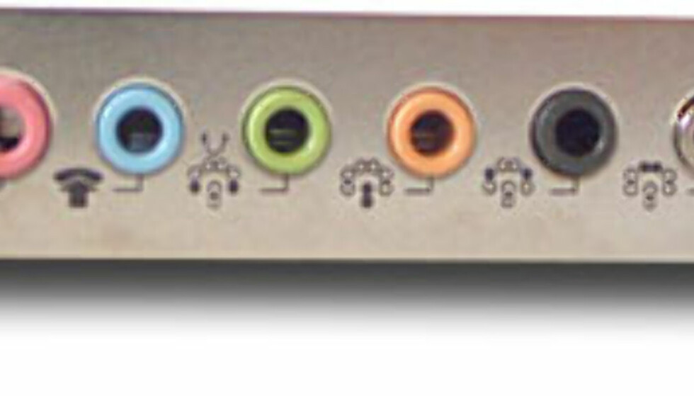 TEST: M-Audio Revolution 7.1