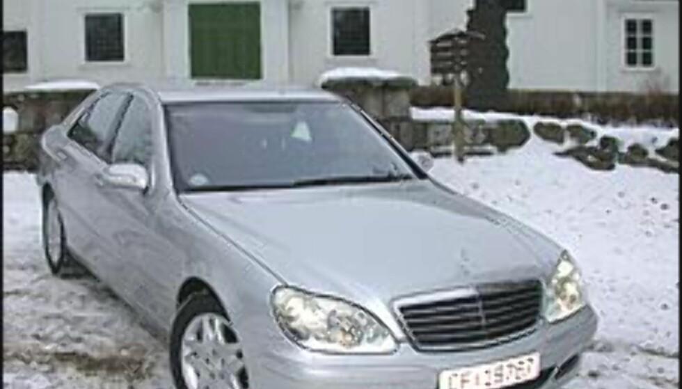 7-trinns automatgir for Mercedes