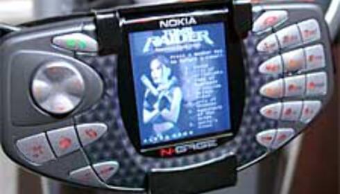 Nye detaljer om Nokias N-Gage