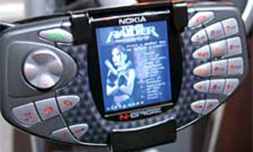 image: Nye detaljer om Nokias N-Gage