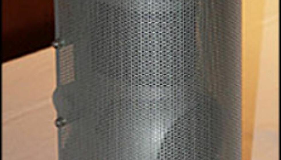 Bilder av høyttaleren