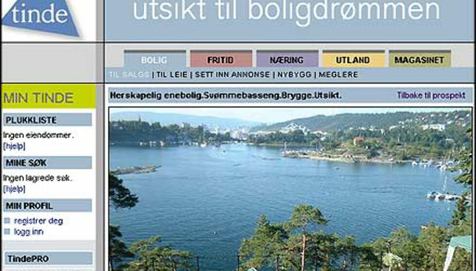 Mai: Kaksebolig i Oslo