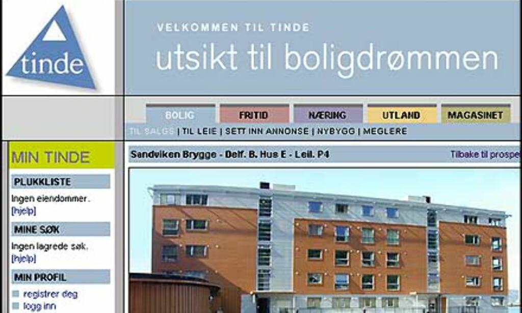 image: Mai: Dyreste leilighet Bergen