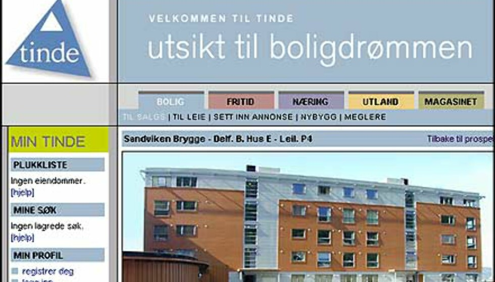 Mai: Dyreste leilighet Bergen