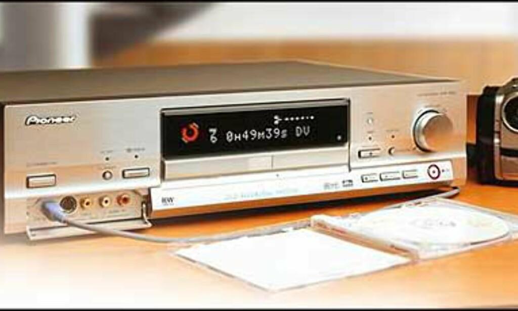 Pioneer-DVR-7000