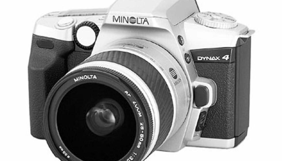 <center>Minolta Dynax 4.