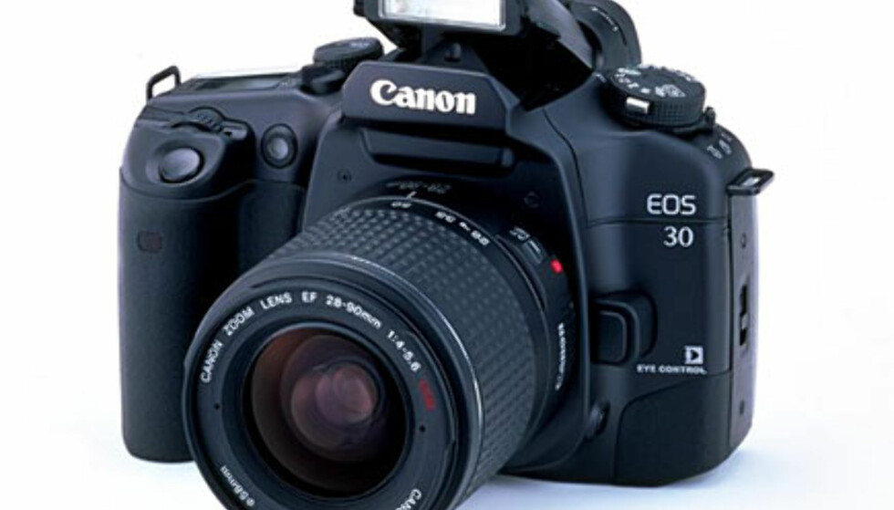 Canon EOS 30.