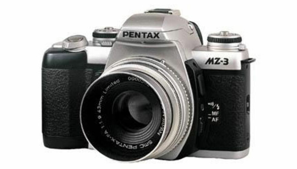 Pentax MZ-3.