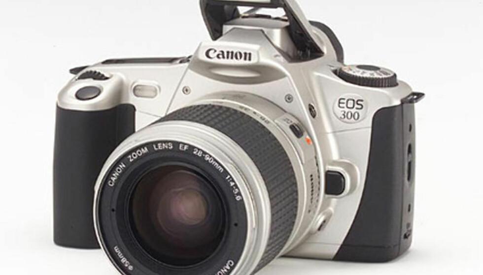 <center>Canon EOS 300.
