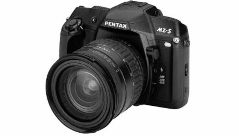 <center>Pentax MZ-S.