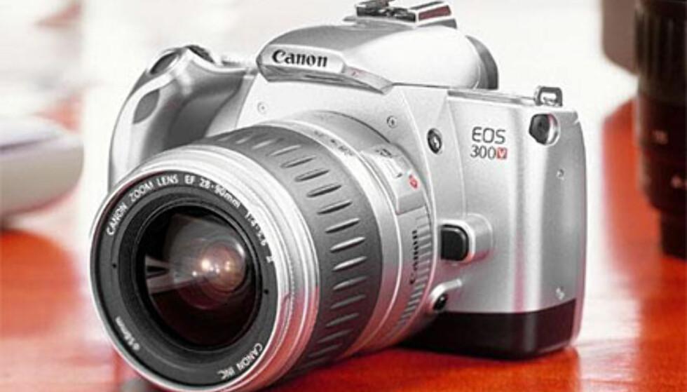 Canon EOS 300n.