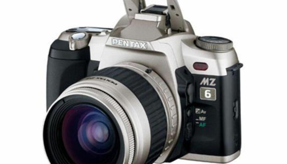 <center>Pentax MZ-6.