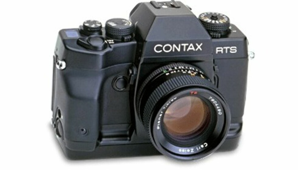Contax RTS.