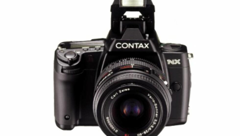 Contax NX.