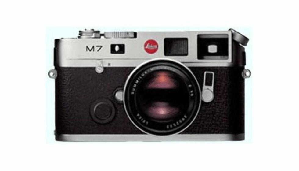 <center>Leica M7.