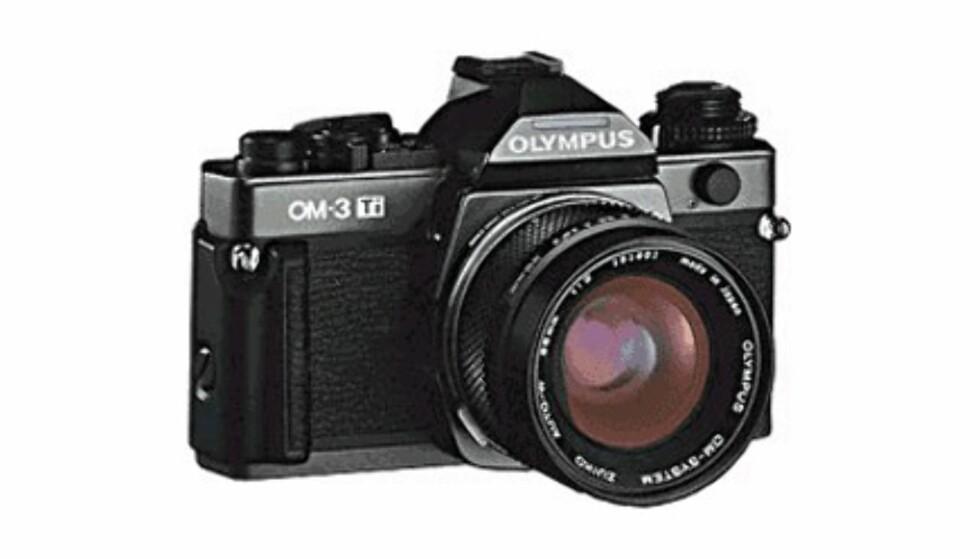 <center>Olympus OM3ti.