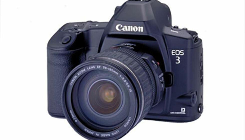 <center>Canon EOS 3.