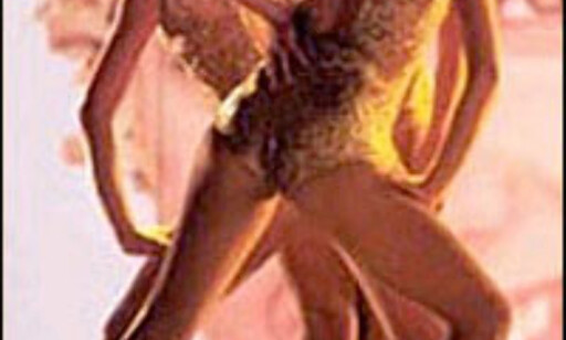 Freixenets burbujas - unge jenter i gullbadedrakter - er med i alle TV-reklamene. Foto: Freixenet.es Foto: Freixenet.es