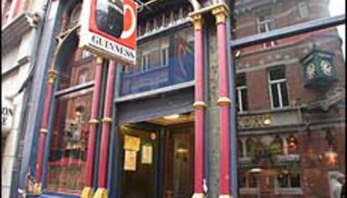 McDaid's i Harry Street.