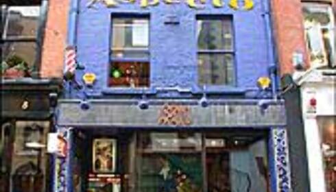 Fargerike gater - en av grunnene til å se Dublin?