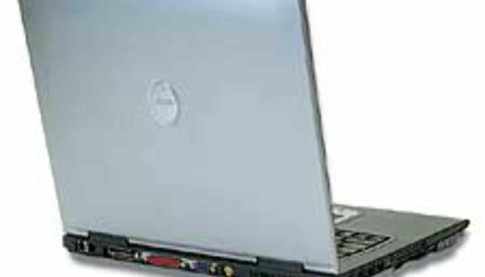Acer Travelmate 800 er en meget kraftig Centrino-PC.