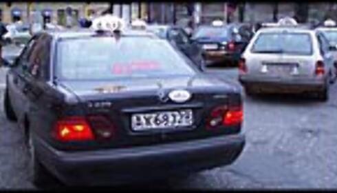 Spar penger - kjør taxi