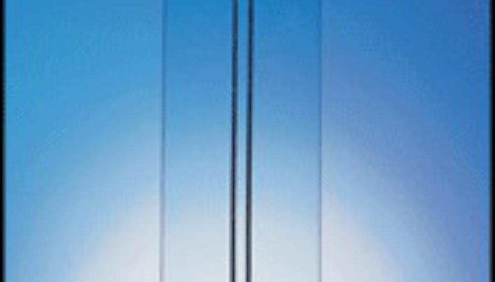 <center>Celestion-høyttaleren er gjennomsiktig også i blått lys.