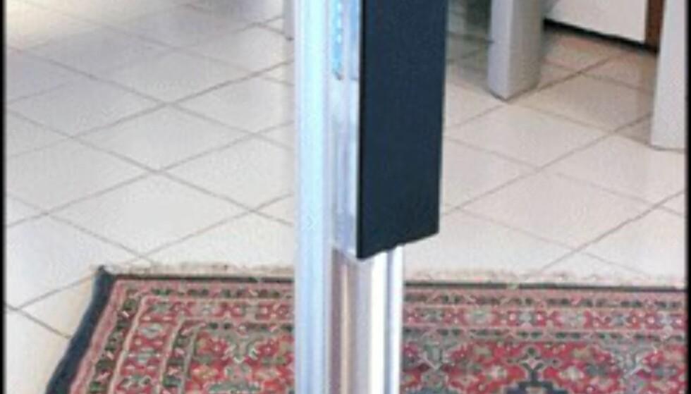 <center>ArciTec Acoustic Athena skinner. Men deilighetene koster - prisen er vel 18.000 kroner.