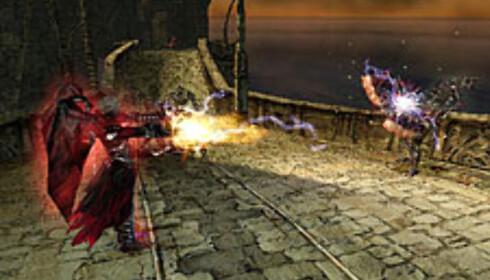 Devil May Cry 2 - Skuffelser, grafikk og konklusjon