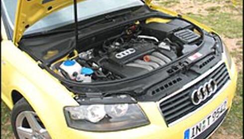 Motorer og girkasser