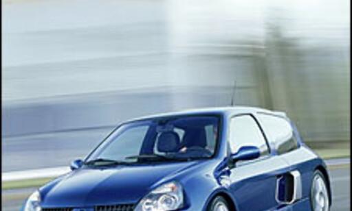image: Småbil med V6