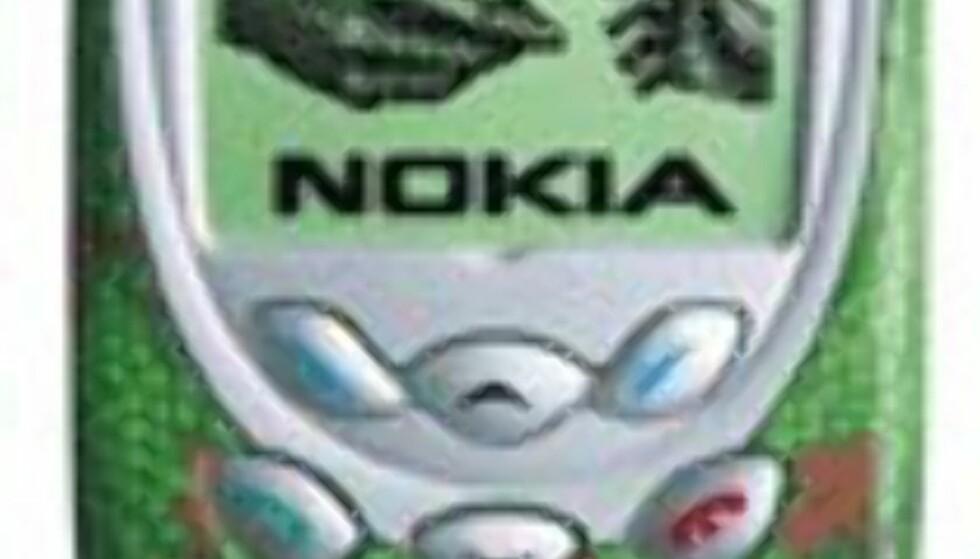 Nokia 3410.