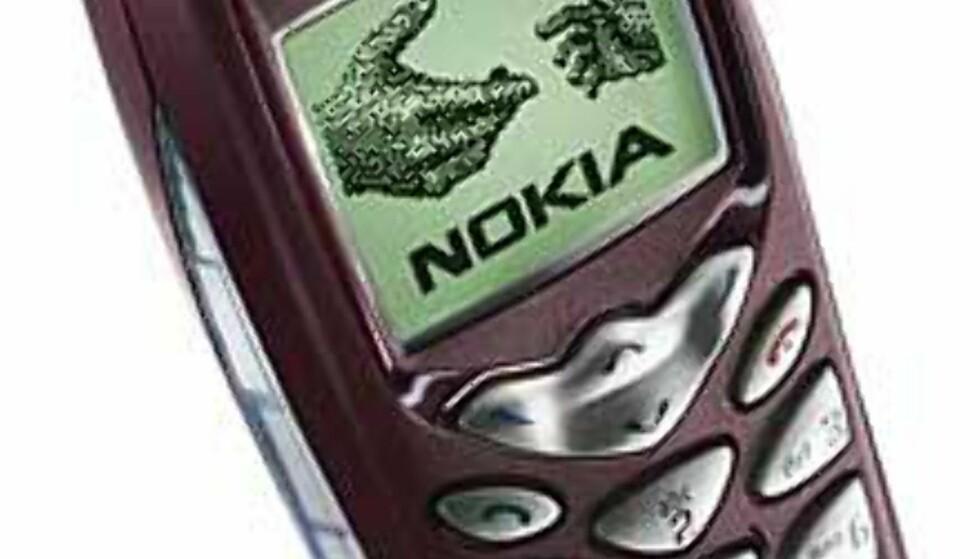 Nokia 3510.