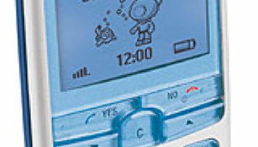 Sony Ericsson T100.