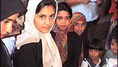 Barn i Iran. Foto: Kulturreiser.no Foto: Kulturreiser