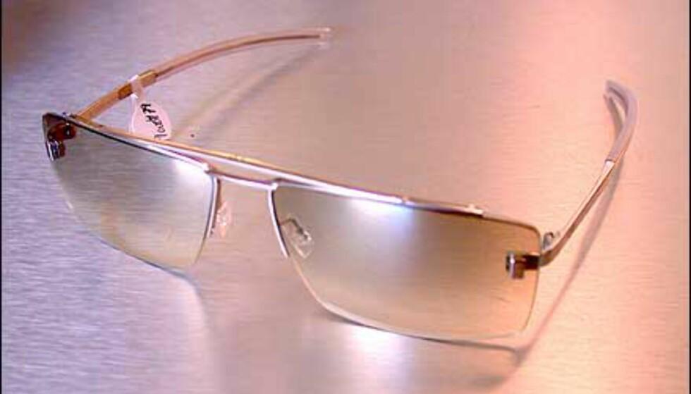 Kafébrillene finnes fortsatt, denne kommer fra Christian Dior.  Butikk: Elton Optikk