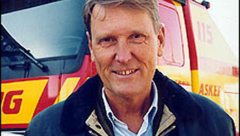 Adm. direktør Jørn Clausen i Viking Redningstjeneste har gode råd med på veien for påskebilister.