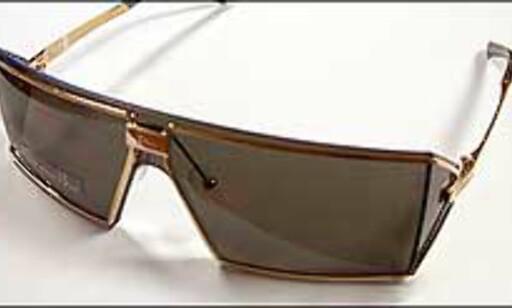 Kantete briller er en av årets trender.